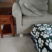 Amazon.com: Aspeike - Elevadores de cama y muebles redondos ...