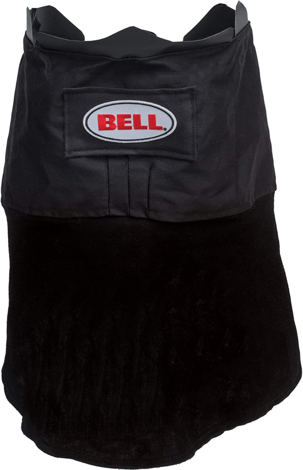 Bell Qualifier Forced Air Dust Skirt Black, X-Small//Small