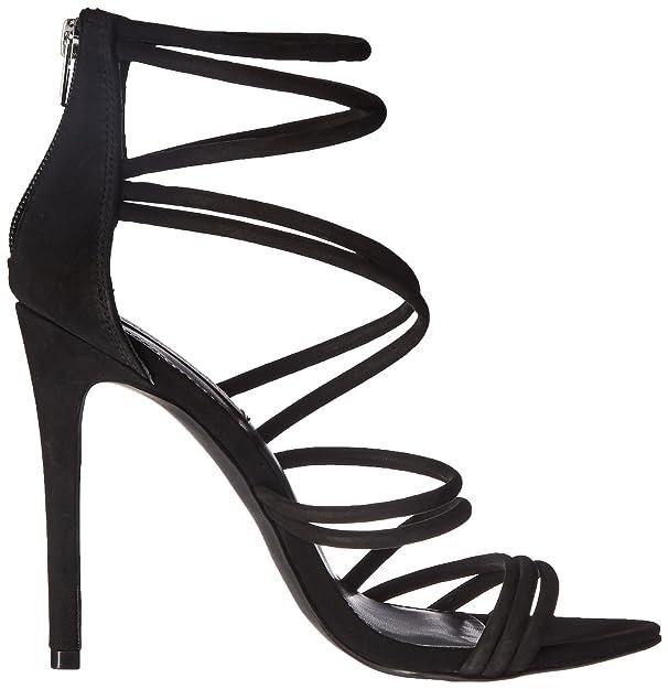ade3f8c49b Steve Madden Women's Santi Dress Sandal: Amazon.co.uk: Shoes & Bags