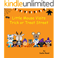 Little Mouse Visits Trick or Treat Street