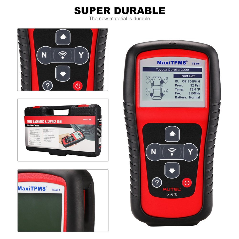 Autel Tire Pressure Monitoring System TS401 with MX Sensor Programming function by Autel (Image #2)
