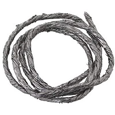 BrassCraft Mfg SF1336 Rope GRAPHITE TWIST PACKING 3/32X25 X 24 - Faucet And Valve Washers - .com