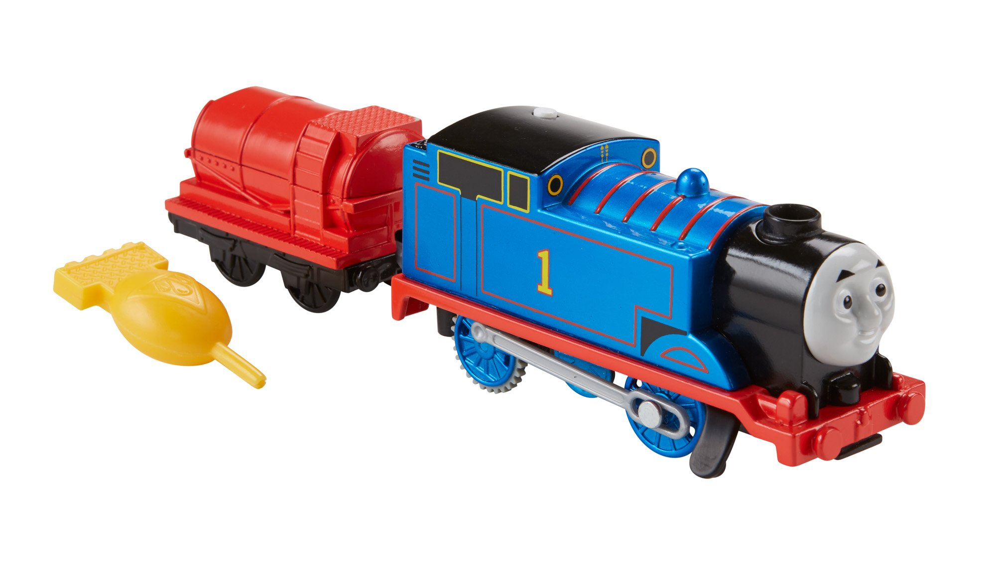 Fisher-Price Thomas & Friends TrackMaster, Real Steam Thomas [Amazon Exclusive] by Thomas & Friends