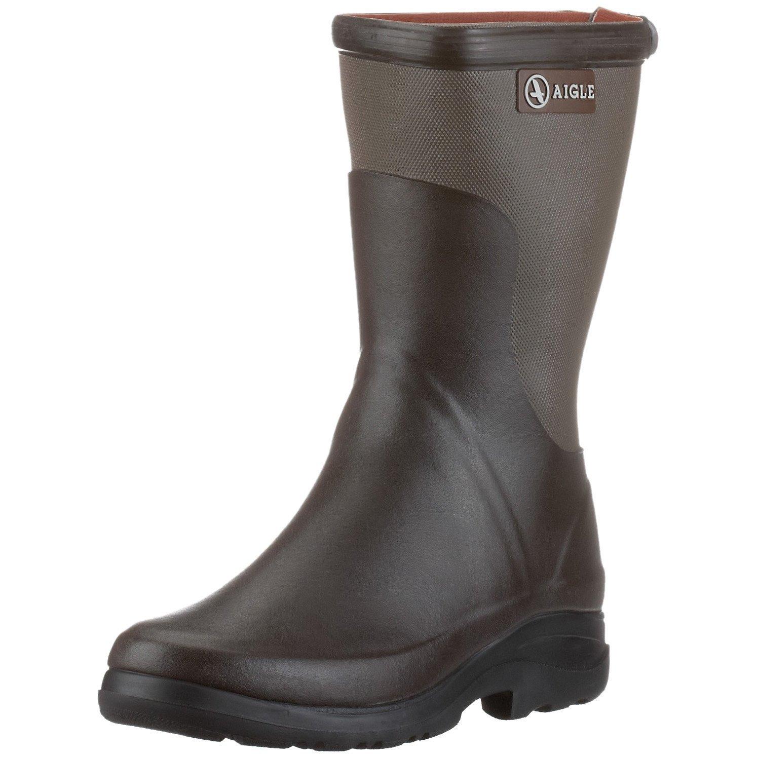 Aigle (Brun/Taupe) Rboot Bottillon, Chaussures Multisport Outdoor Mixte Adulte Aigle 19999 Marron (Brun/Taupe) cc92f8e - latesttechnology.space