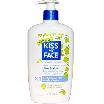 Kiss My Face Moisturizer Hydratant, Olive & Aloe 16 oz Payot - Techni Liss Active - Deep Wrinkles Smoothing Care - 100ml/3.3oz