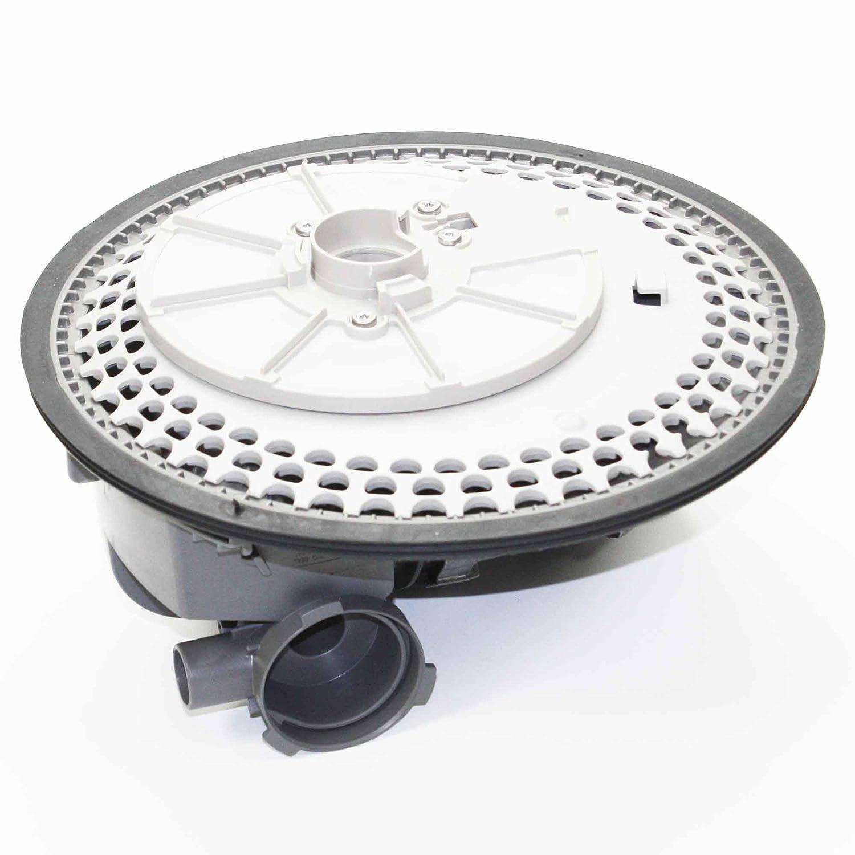 Whirlpool W10782773 Motor Silver