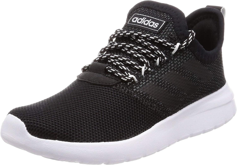 Adidas Women's Lite Racer Rbn Fitness Shoes, Multicolour (Negbás/Negbás/Grisei 000), 6 UK