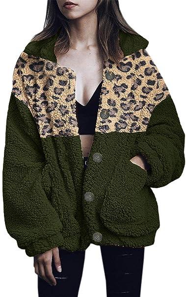 Amazon.com: LAMISSCHE - Chaqueta de invierno para mujer, con ...