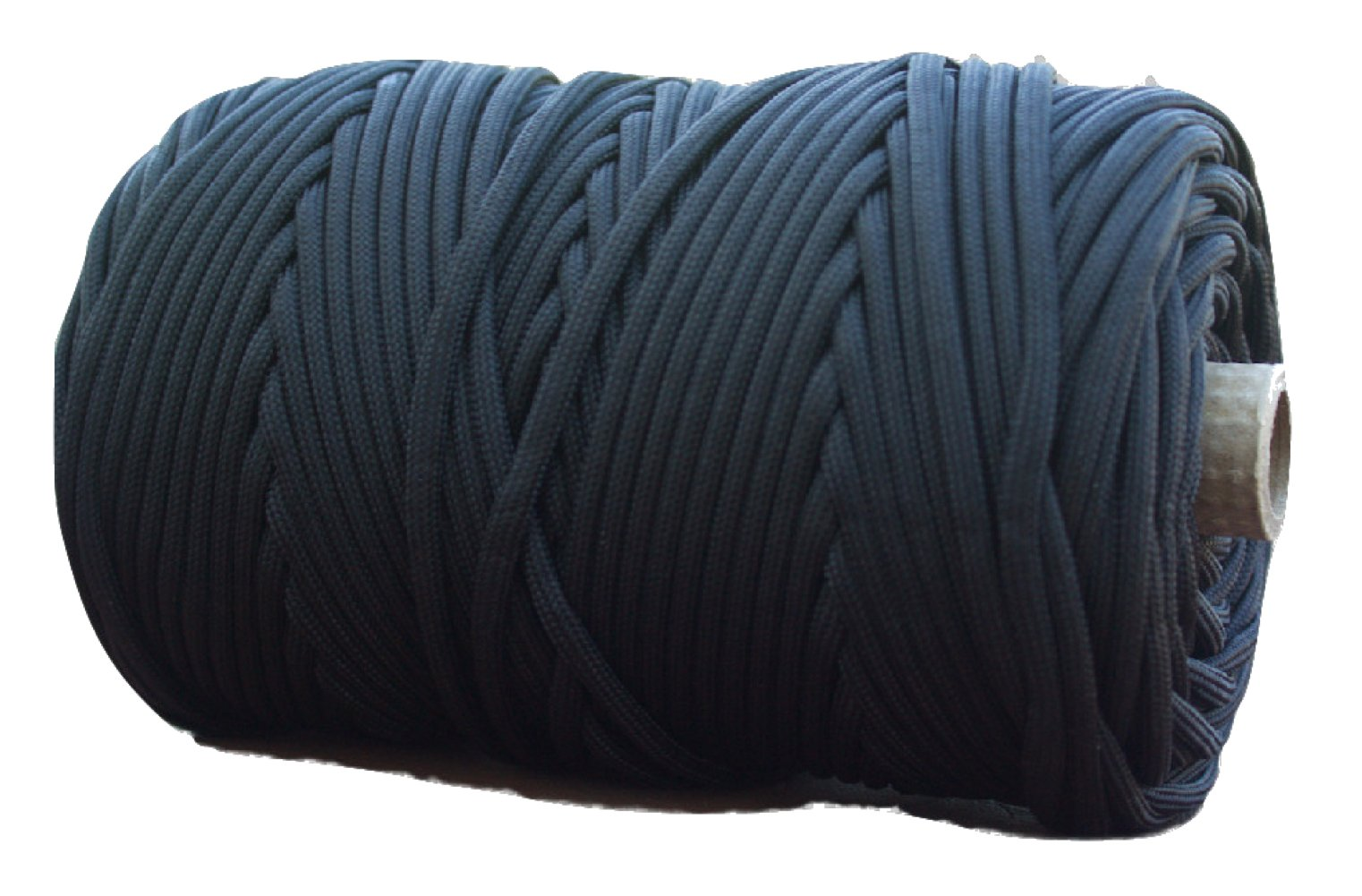 X-CORDS Paracord 850 Lb Stronger Than 550 and 750 Made by US Government Certified Contractor(300' Black Tube) by X-CORDS
