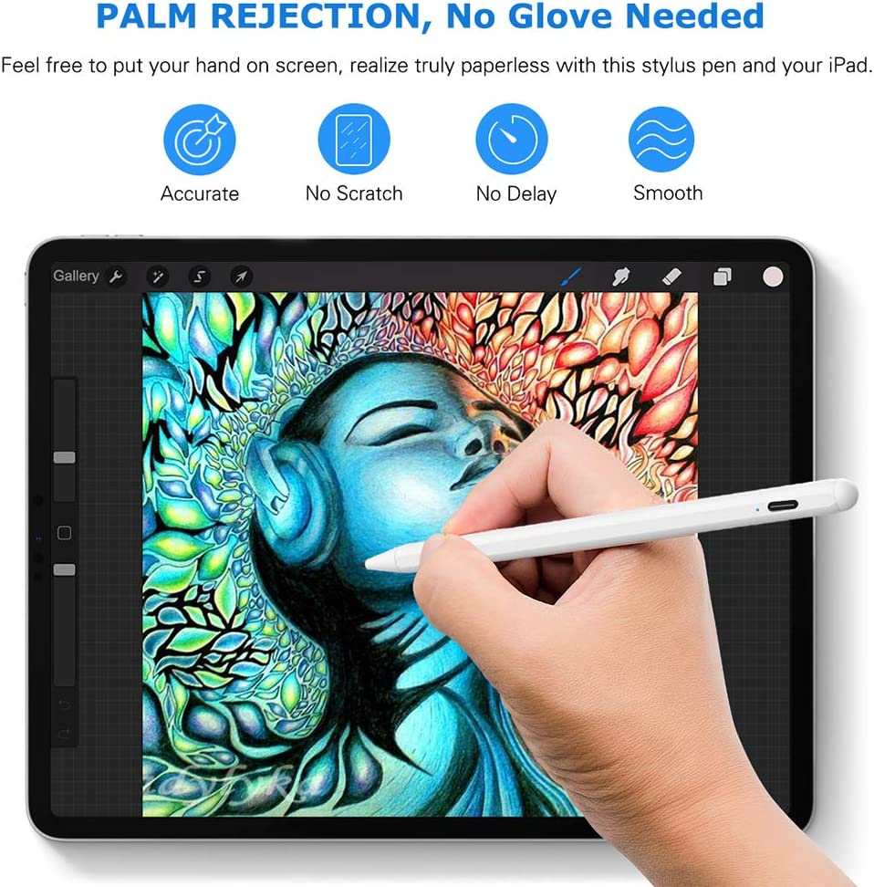 Amazon coupon code for Palm Rejection Stylus Pen for Apple IPad