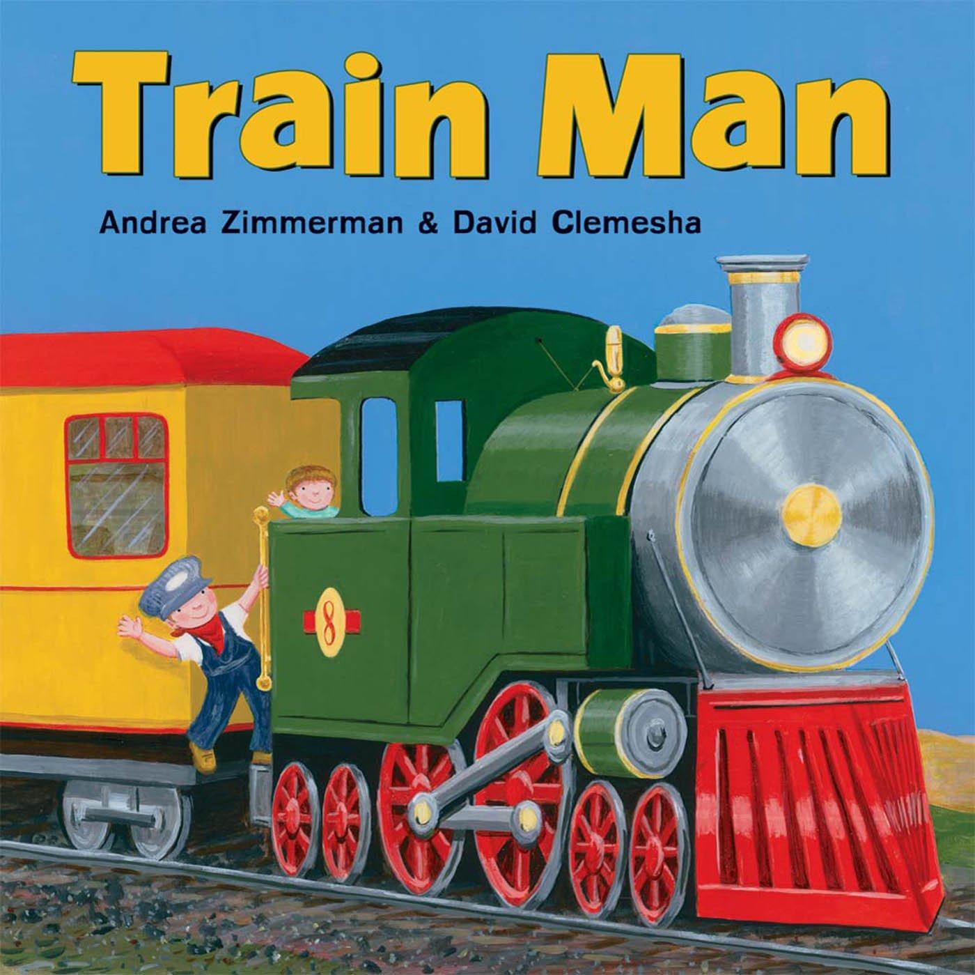 train-man