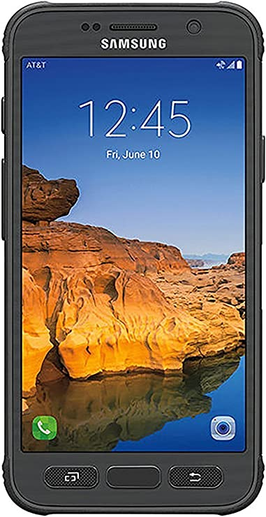 Samsung SM-G891A Galaxy S7 Active 32 GB Titanio Gris AT&T: Amazon ...