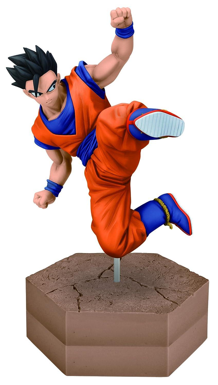 Banpresto Dragon Ball Z 4-Inch Gohan DXF Figure, Fighting Combination Volume 4