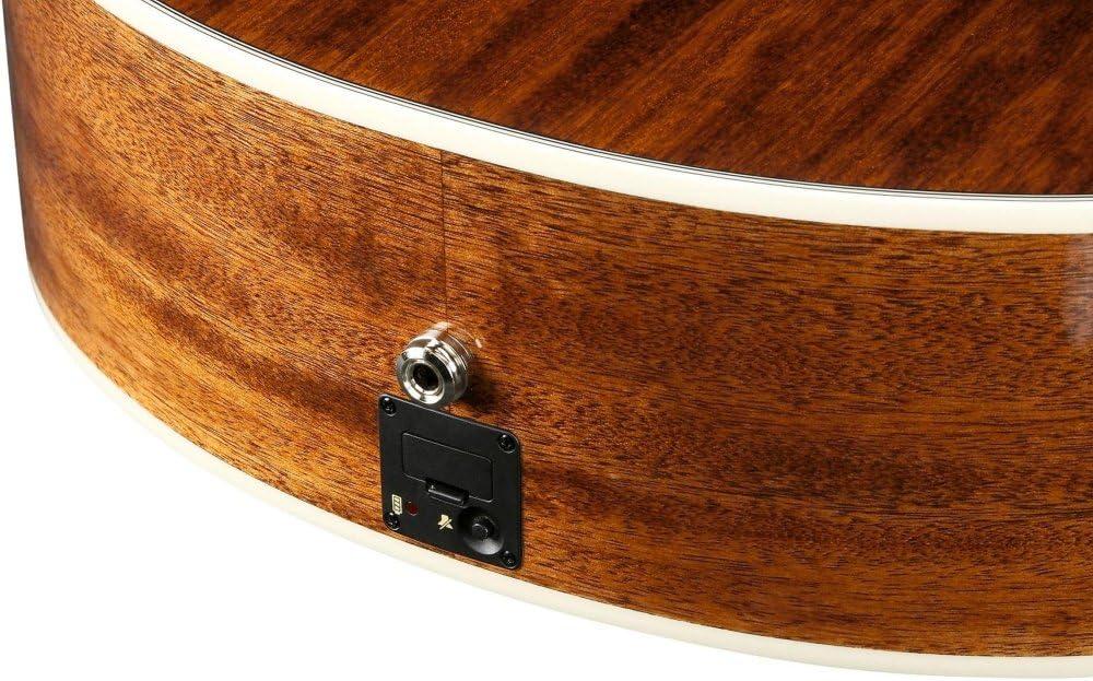 Ibanez AE Series AE245NT Acoustic-Electric Guitar Natural