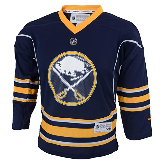 the latest d4ae9 00361 NHL Boys 4-7 Team Color Replica Jersey