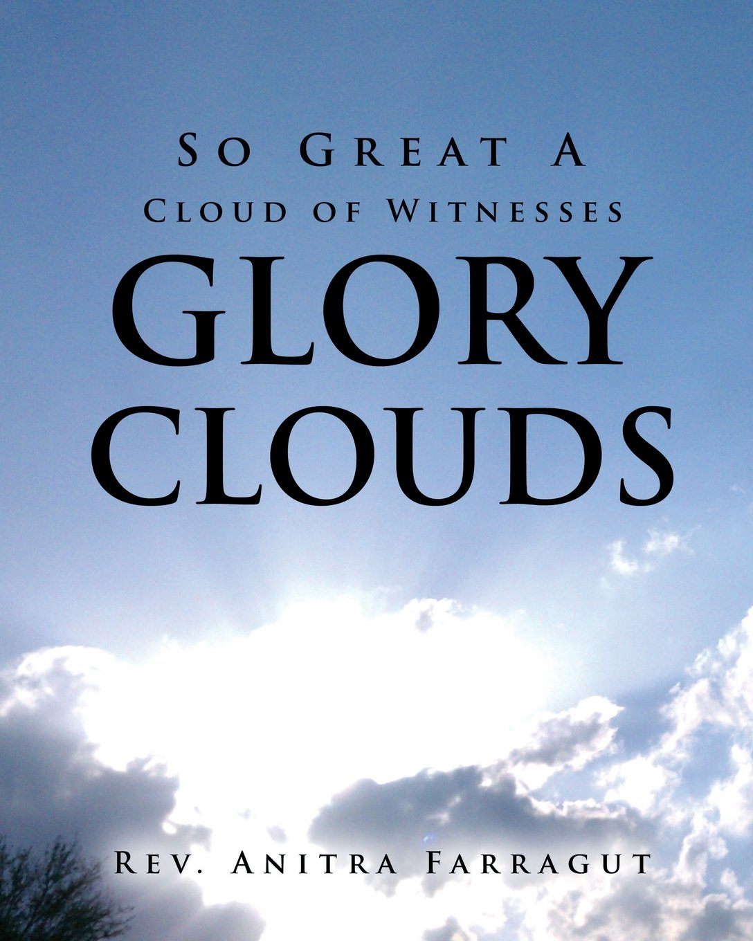 Read Online So Great a Cloud of Witnesses Glory Clouds ePub fb2 book