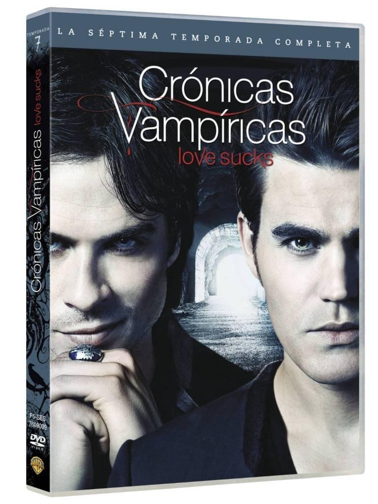 Crónicas Vampíricas Temporada 7 [DVD]: Amazon.es: Julie Plec ...