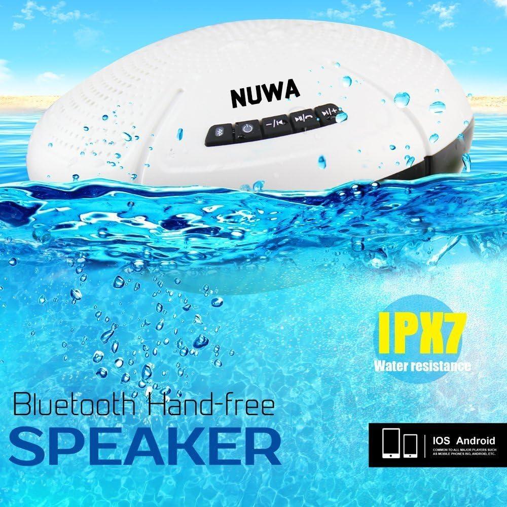 Portable Swimming Pool Float Bluetooth Speaker