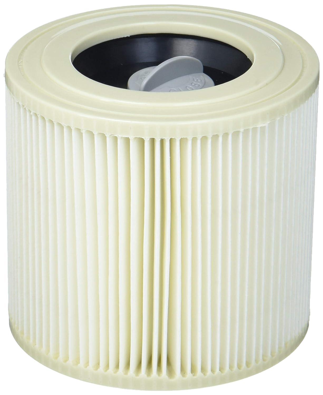 Filtro de cartucho para aspiradora en h/úmedo y seco Karcher A1000// A2000// VC6000// NT27//1 Karcher Europart no original