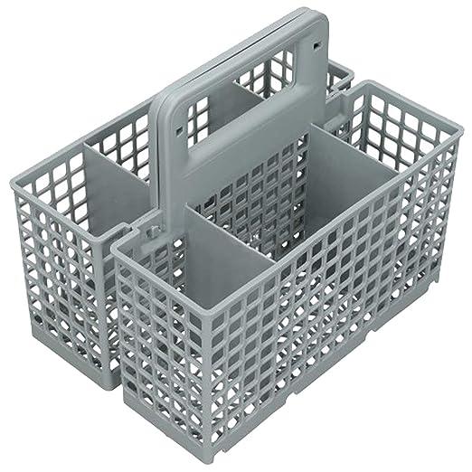 Spares2go - Cesta de cubiertos para lavavajillas Whirlpool (200 x ...