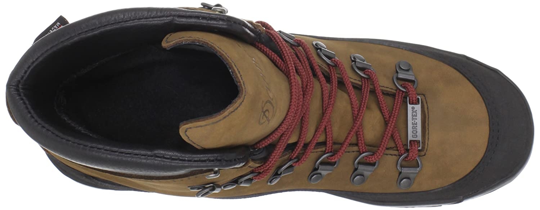 Danner Mens Crater Rim 6 Gtx Hiking Boot Boots Nikewallowashoeexplodedviewdiagramjpg