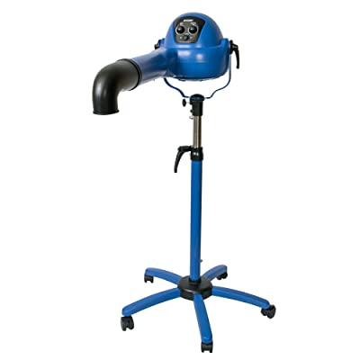 XPOWER Pro Finisher B-16 1/4-HP Brushless DC Motor Stand Pet Dryer