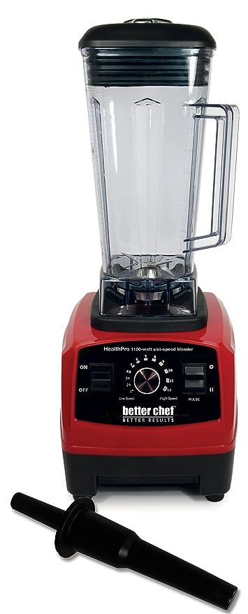 Better Chef HealthPro Licuadora de 110 vatios de velocidad ...