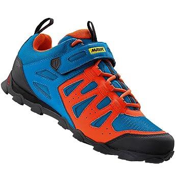 Mavic Crossride Elite Zapatos, Unisex, L377940006.5, Blue/Orange/Black, Talla 6,5: Amazon.es: Deportes y aire libre