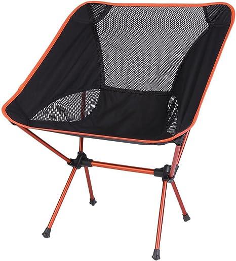 Luckyks légère camping portable ultra pliante Chaise pour j3R4AL5