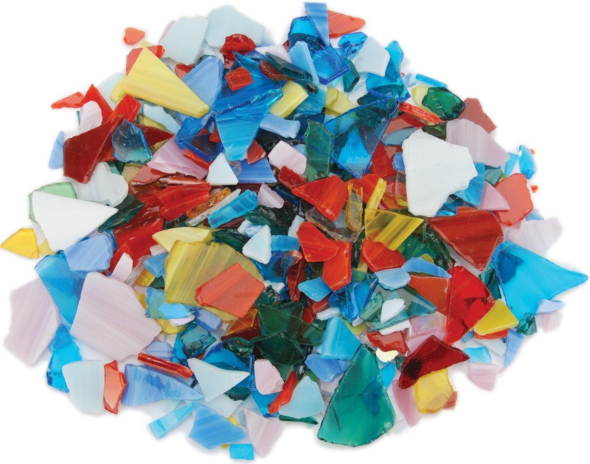Midwest Products Colori di vetro Mosaico oncia 20 Valore Pack-Bright: Amazon.es: Hogar