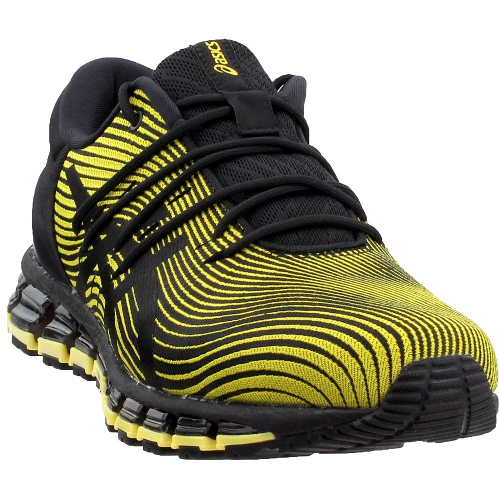 Yellow Black ASICS Men's Gel-Cumulus 20 Running shoes 1011A008