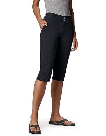 6daa0d8608 Columbia Women's Saturday Trail II Knee Pant, Water & Stain Resistant