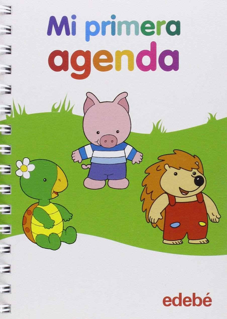 AGENDA PRIMER CICLO INFANTIL (EDEBE): 8437009995020: Amazon ...