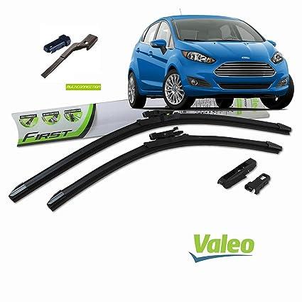 Valeo_group Valeo Juego de 2 escobillas de limpiaparabrisas Especiales para f|Esta MK6 | 650/380 mm |: Amazon.es: Coche y moto