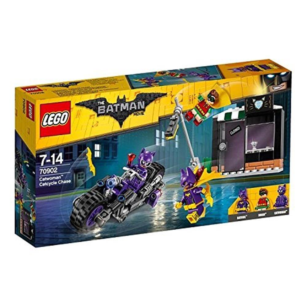 LEGO Batman Moto felina de Catwoman