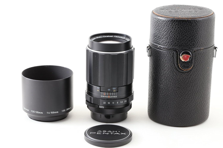 amazon pentax m42 s m c takumar 135mm f3 5 カメラ用交換レンズ 通販