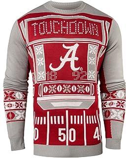 Amazoncom Alabama Crimson Tide Ugly Christmas Sweater Xl