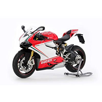 Tamiya America, Inc 1 12 Ducati 1199 Panigale S Tricolore, TAM14132: Toys & Games