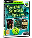 Mysteries,Secrets and Shadows Triple Pack (PC DVD)