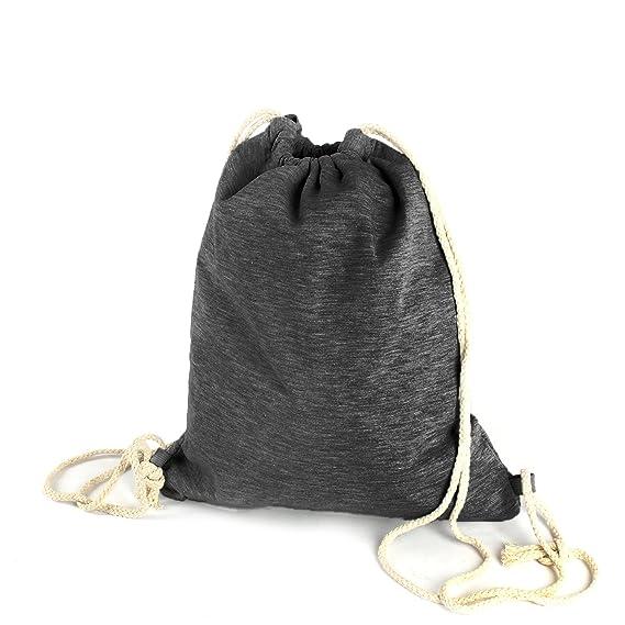 c955481a97ce8 JOHNNY CHICOS Bag Sportbeutel Backpacks PU Leder Rucksack Schwarz Gold  Silver (One Size