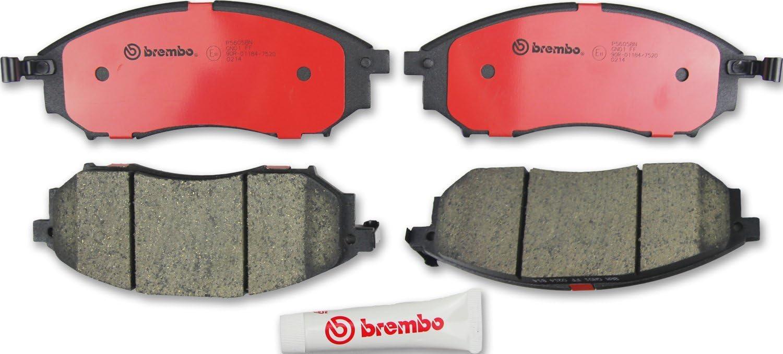 Brembo P56058N Front Disc Brake Pad