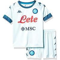 SSC NAPOLI Kit Gara Away Bambino 2020/21 uniseks-kind Set voor kinderen Away 2020/21