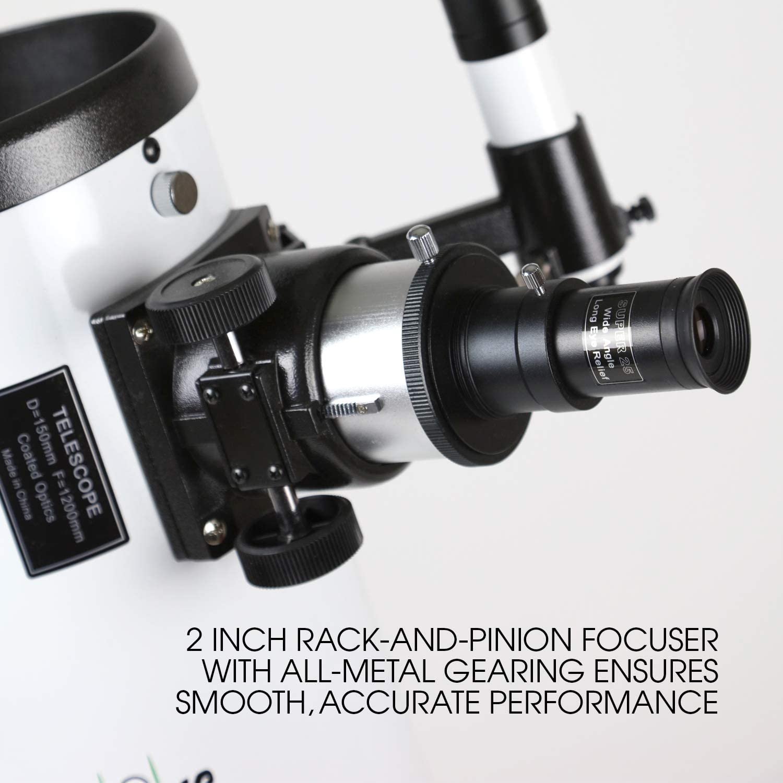 Observing Eyepiece Kit ky-Watcher 6 f//8 Traditional Dobsonian Telescope
