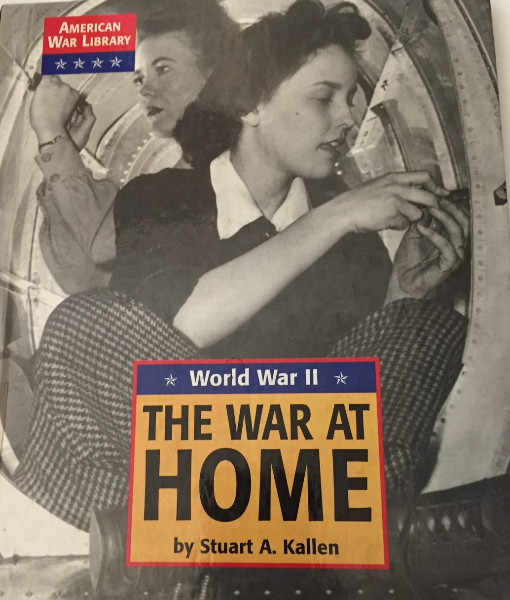 The War at Home (American War Library) pdf