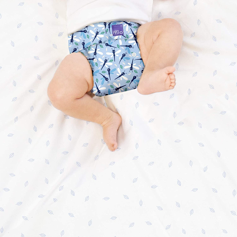 9kg+ Bambino Mio Miosoft Two-Piece Nappy Sweet Dreams Size 2