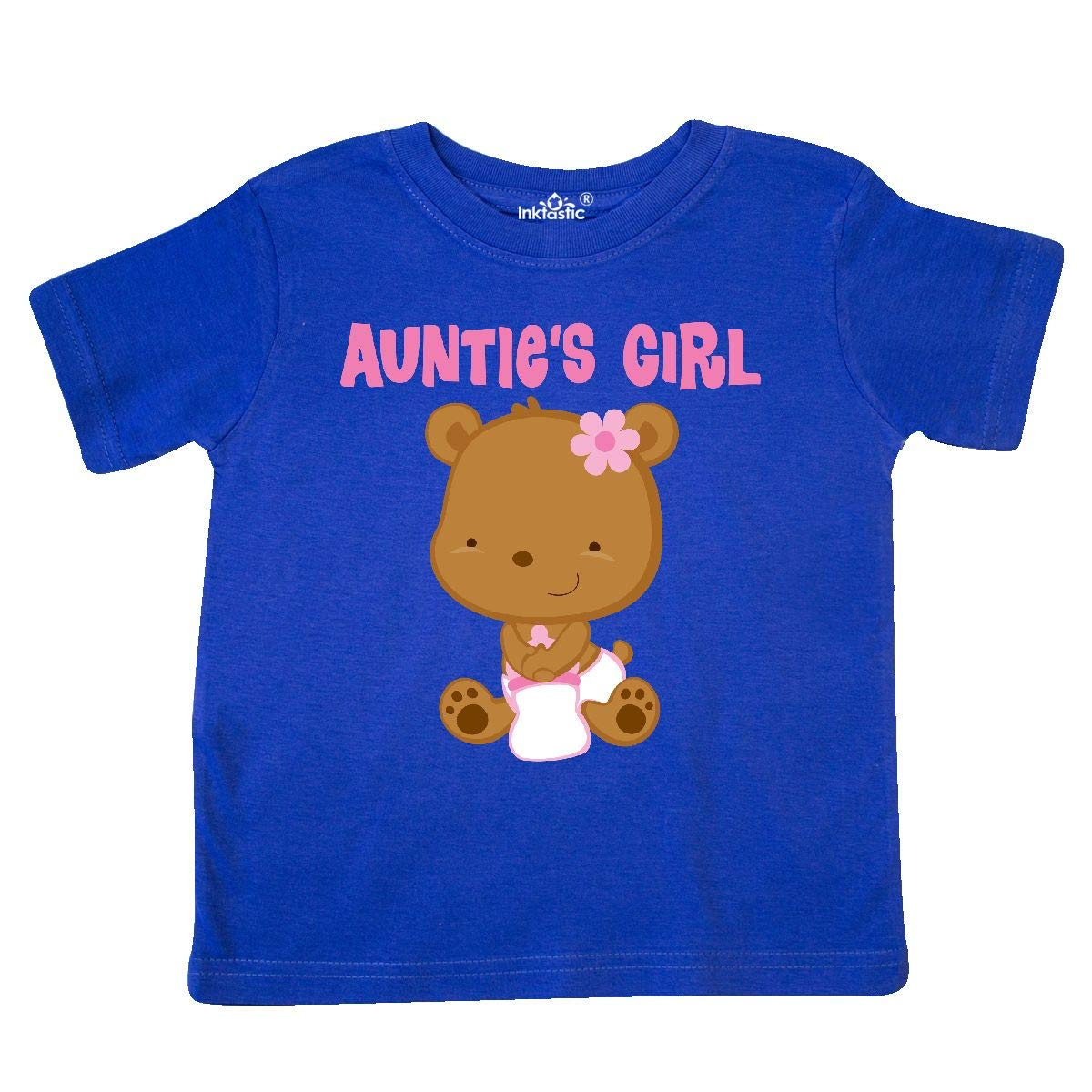 inktastic Aunties Girl Toddler T-Shirt