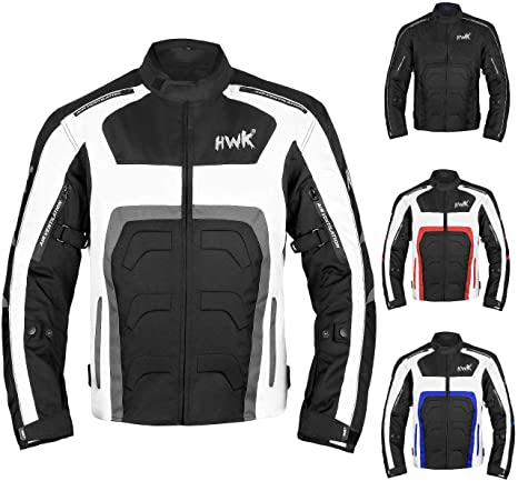 Amazon.com: Chaqueta de moto para hombre Dualsport Enduro ...