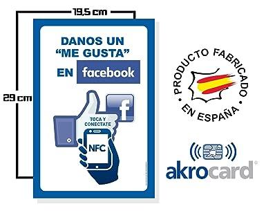 Señalética Inteligente tecnologia NFC - ME GUSTA FACEBOOK ...