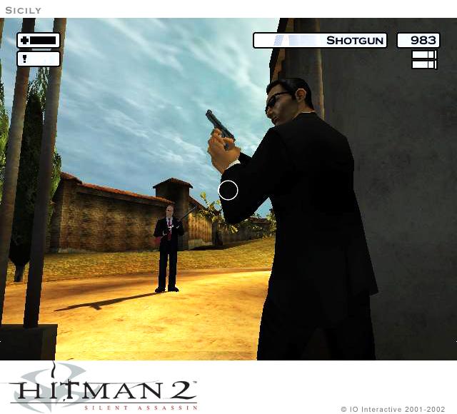 Buy hitman 2 silent assassin