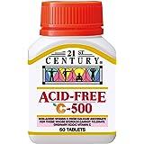 21ST Century Acid Free 500mg, 50ct